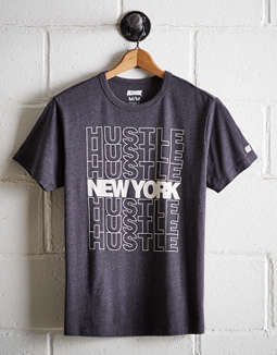 Tailgate Men's New York Hustle T-Shirt