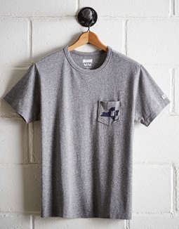 Tailgate Men's New York Pocket Tee