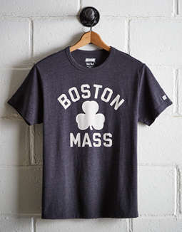 Tailgate Men's Boston Mass T-Shirt