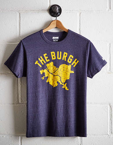 Tailgate Men's The Burgh T-Shirt - Free Returns