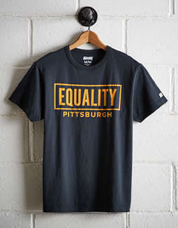 Tailgate Men's Pittsburgh Equality T-Shirt