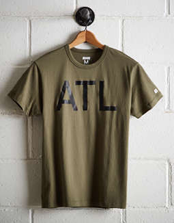 Tailgate Men's ATL Neighborhoods T-Shirt