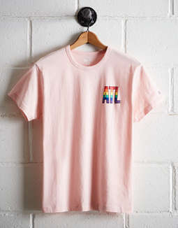 Tailgate Men's ATL Rainbow T-Shirt