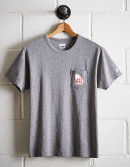Tailgate Men's ATL Pocket Tee
