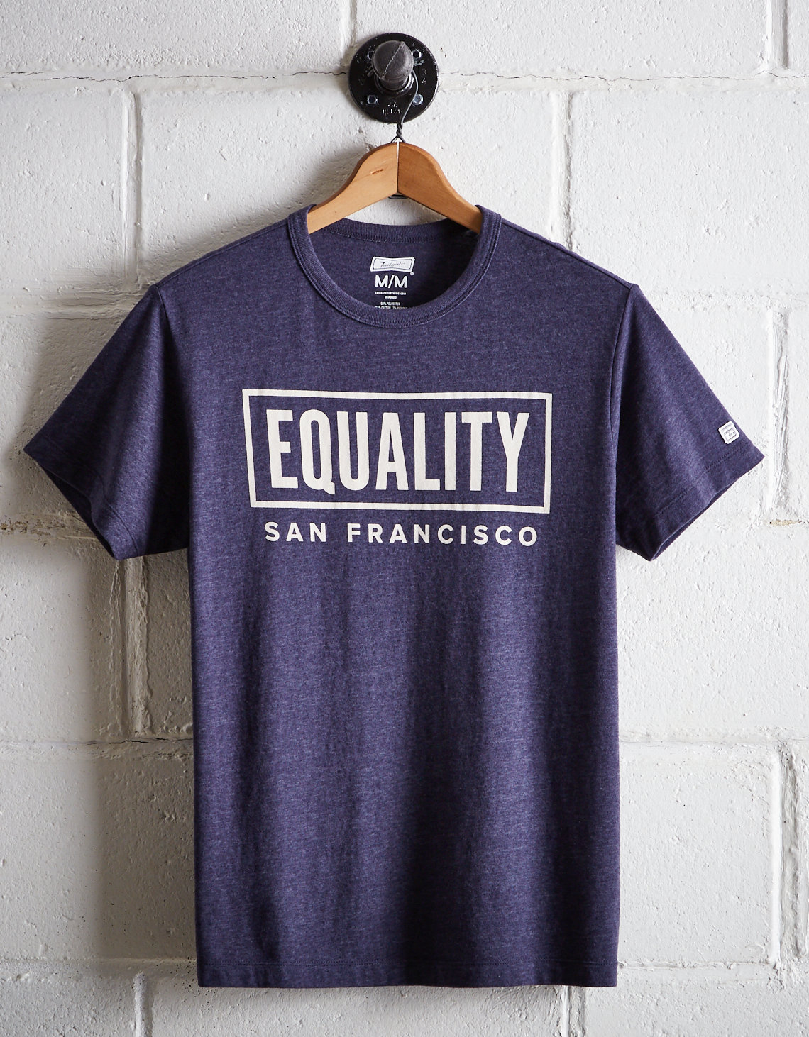 c436fceb Tailgate Men's San Francisco Equality T-Shirt