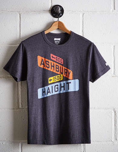 Tailgate Men's Haight Ashbury T-Shirt - Free Returns