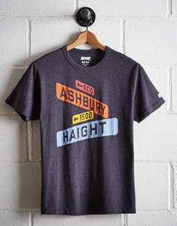 Tailgate Men's Haight Ashbury T-Shirt