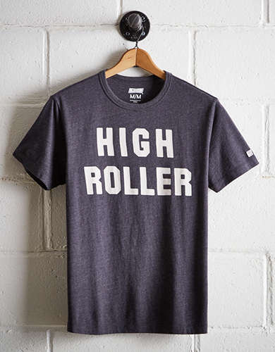 Tailgate Men's Las Vegas High Roller T-Shirt - Free Returns