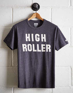 Tailgate Men's Las Vegas High Roller T-Shirt