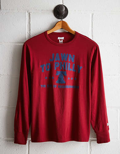 Tailgate Men's Jawn To Philly Long Sleeve Tee -