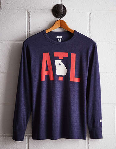 Tailgate Men's ATL Long Sleeve Tee -