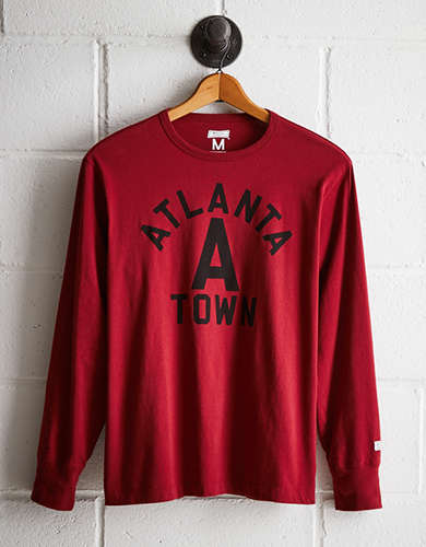 Tailgate Men's A Town Long Sleeve Tee -
