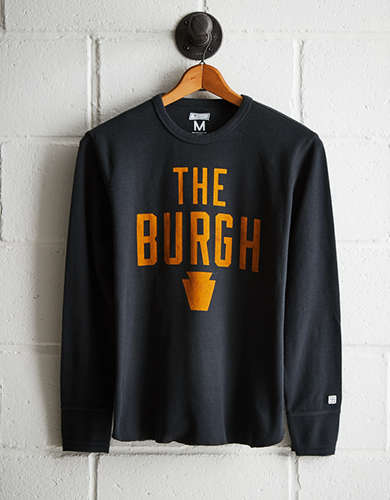Tailgate Men's The Burgh Thermal Shirt - Free returns
