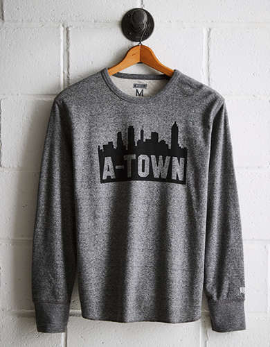 Tailgate Men's A-Town Thermal Shirt -