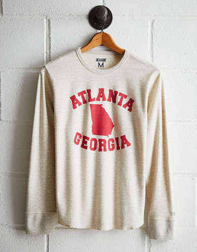Tailgate Men's Atlanta Georgia Thermal Shirt -
