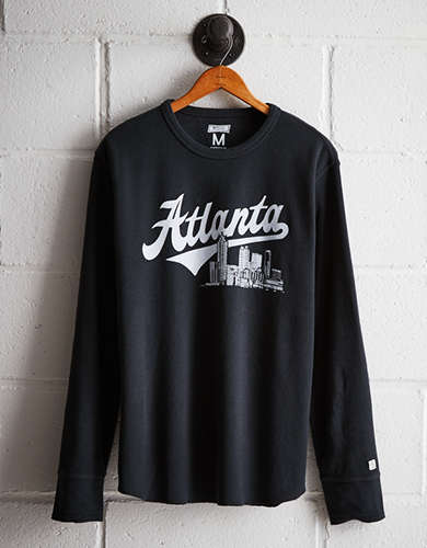 Tailgate Men's Atlanta Skyline Thermal Shirt - Free returns