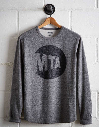 Tailgate Men's MTA Thermal Shirt - Free Returns
