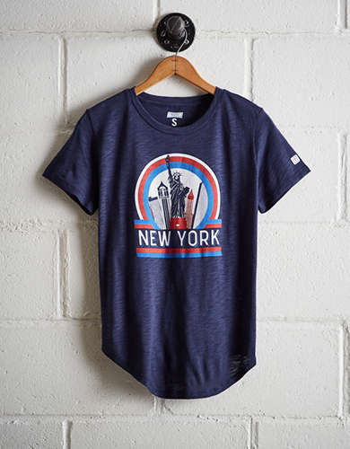 Tailgate Women's NYC Monuments T-Shirt - Free Returns