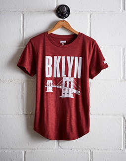Tailgate Women's Brooklyn Bridge T-Shirt