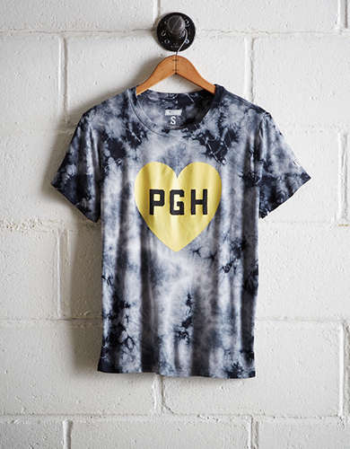 Tailgate Women's PGH Tie-Dye T-Shirt - Free Returns