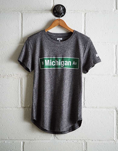 Tailgate Women's Michigan Avenue T-Shirt -