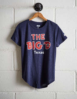 Tailgate Women's The Big D T-Shirt