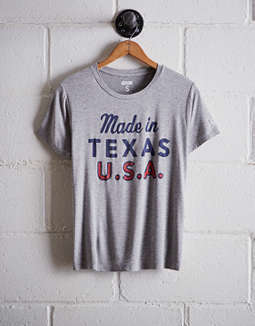 Tailgate Women's Dallas Texas Boyfriend Tee