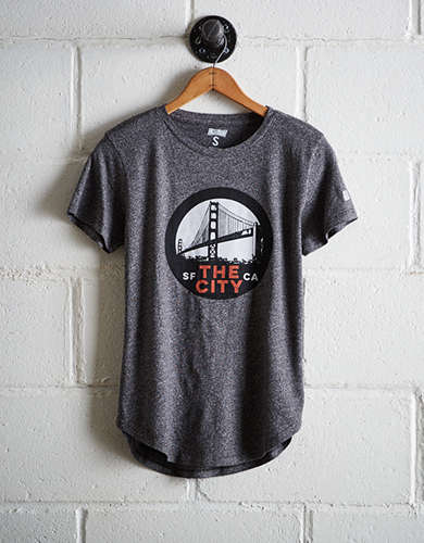 Tailgate Women's The City T-Shirt -