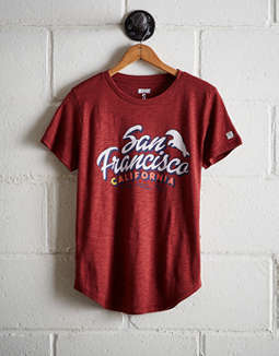 Tailgate Women's San Francisco T-Shirt