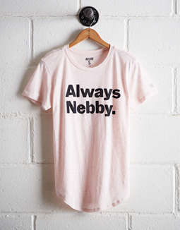 Tailgate Women's Always Nebby T-Shirt