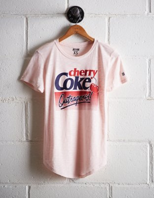 Tailgate Women's Cherry Coke T Shirt by American Eagle Outfitters