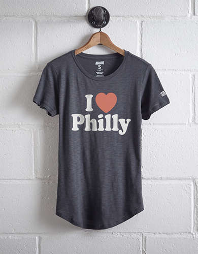 Tailgate Women's I Heart Philly T-Shirt -