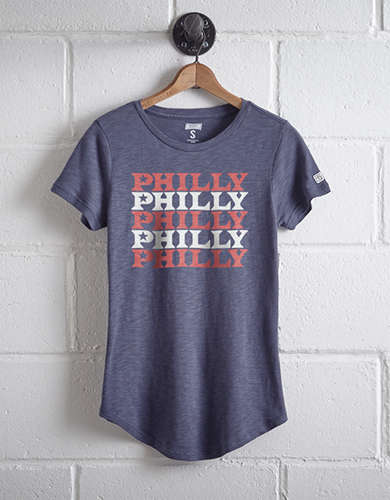 Tailgate Women's Philly T-Shirt -