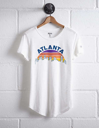 Tailgate Women's Atlanta Sunset T-Shirt -