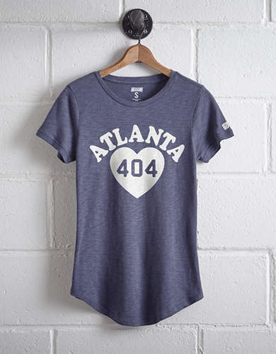 Tailgate Women's Atlanta 404 T-Shirt -