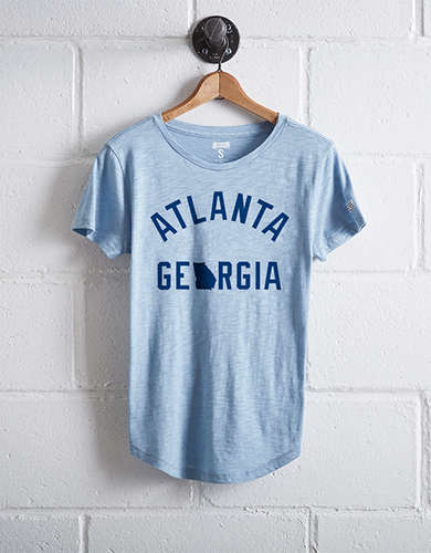 Tailgate Women's Atlanta Georgia T-Shirt -