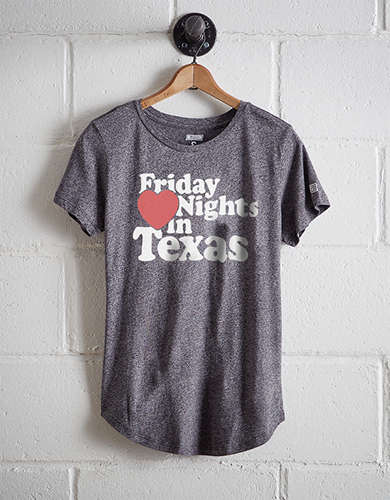Tailgate Women's Texas Friday Nights T-Shirt -