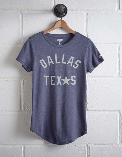 Tailgate Women's Dallas Texas T-Shirt -