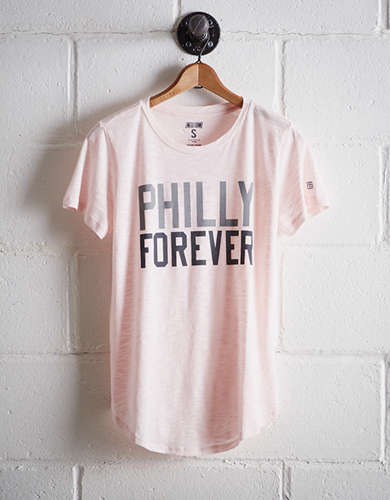 Tailgate Women's Philly Forever T-Shirt - Free Returns