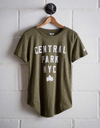 Tailgate Women's Central Park NYC T-Shirt -