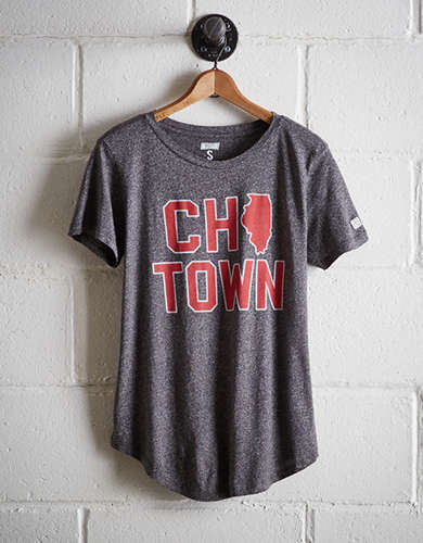 Tailgate Women's Chicago Chi-Town T-Shirt - Free Returns