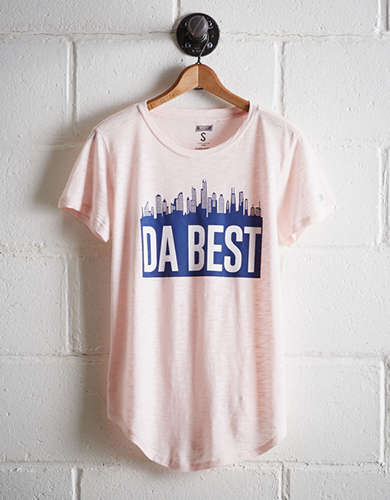 Tailgate Women's Chicago Da Best T-Shirt -