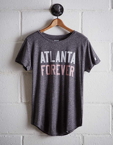 Tailgate Women's Atlanta Forever T-Shirt - Free Returns
