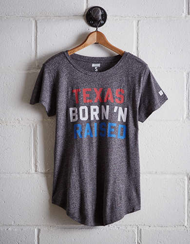 Tailgate Women's Texas Born'n Raised T-Shirt - Free Returns
