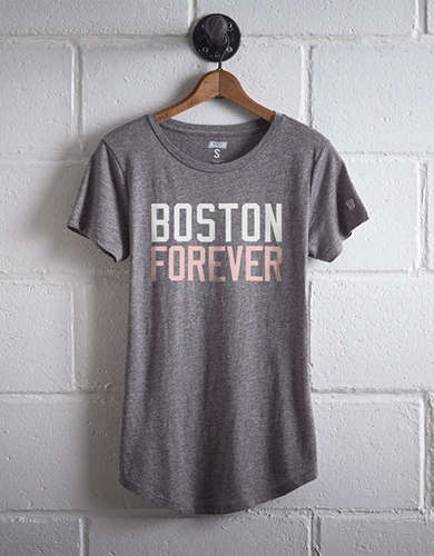 Tailgate Women's Boston Forever T-Shirt -