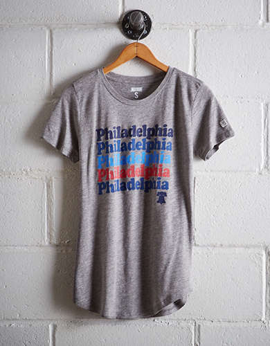 Tailgate Women's Philly T-Shirt - Buy 2 Tops Get 1 Free