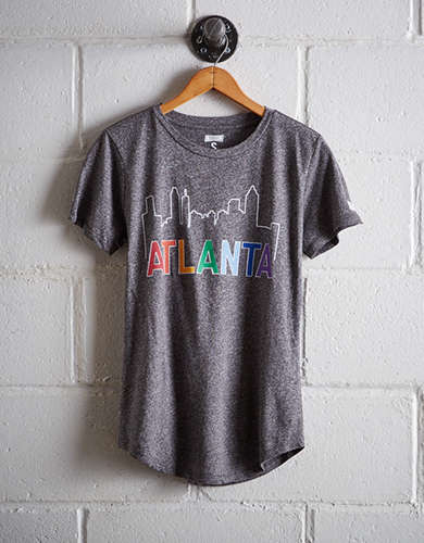 Tailgate Women's Atlanta Pride T-Shirt - Buy 2 Tops Get 1 Free