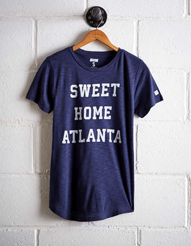 Tailgate Women's Sweet Home Atlanta T-Shirt - Buy 2 Tops Get 1 Free