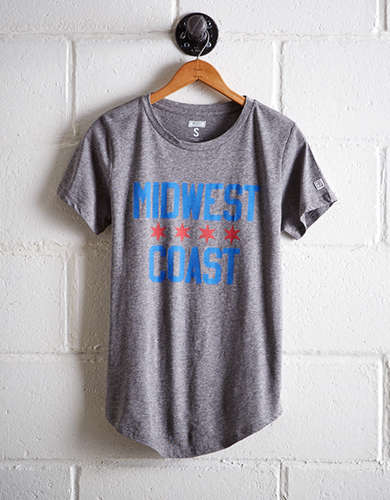 Tailgate Women's Midwest Coast T-Shirt - Buy 2 Tops Get 1 Free
