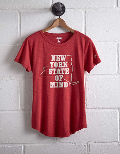 Tailgate Women's NYC State of Mind T-Shirt - Buy 2 Tops Get 1 Free